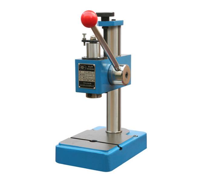 J01-03手动压轴机