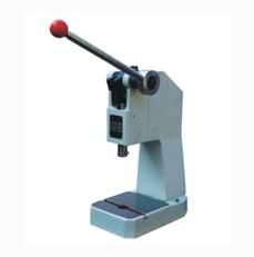 J01-05手动压轴机